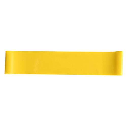 Bomcomi Latex Yoga-Widerstand-Band Pull Rope 500x50x1.3mm Elastic Fitness Muskeltraining Übungs-Seil