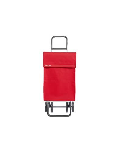 Rolser Carro Jean LN 4 Ruedas - Rojo