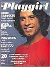 Playgirl Magazine March 1977 John Travolta (entertainment for women)