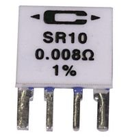 Best Price Square Resistor, 0.1 OHM SR10-0.10-1% by CADDOCK