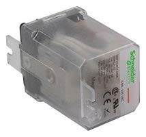 Power Relay, 3PDT, 24 VDC, 20 A, Magnecraft 389F Series, Socket