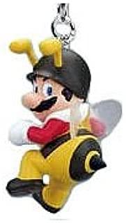 Super Mario Galaxy Wii Figure Keychain - Bee Mario