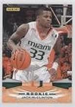 Jack McClinton (Basketball Card) 2009-10 Panini - [Base] - Glossy #343