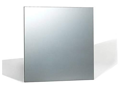 Infrarot Spiegelheizung Badezimmer mit 400Watt ✓ Heizung Rahmenlos Mirrorline ✓ TÜV & GS ✓ 5 Jahre Herstellergarantie ✓ Überhitzungsschutz