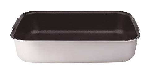 Agnelli Pentole Bratentopf eckig Lämmer Antihaft 35 cm