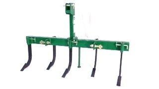 Oakwind Mfg. LLC - Model CR-5 Five Ft. Cultivator/Ripper