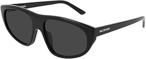 Gafas de sol Balenciaga BB 0098 S- 001 Negro/Gris