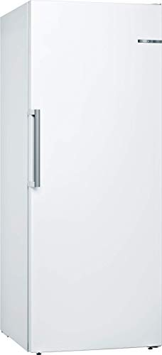 Bosch GSN54AWDV Serie 6 Freistehender XXL-Gefrierschrank / A+++ / 176 x 70 cm / 188 kWh/Jahr / Weiß / 327 L / NoFrost / IceTwister