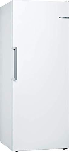 Bosch Hausgeräte GSN54AWDV Serie 6 Freistehender XXL-Gefrierschrank/A+++ / 176 x 70 cm / 188 kWh/Jahr/weiß / 360 l/IceTwister/BigBox