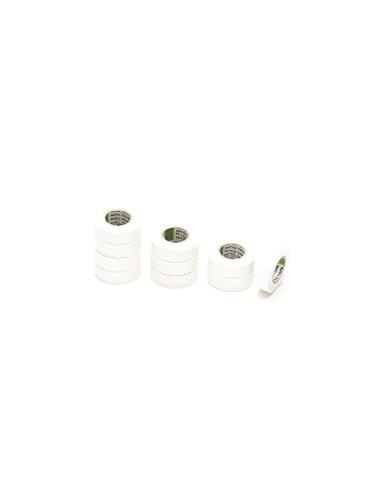 Nitto 1040BPC Isolierband 19mm x 10m Größe–Weiß