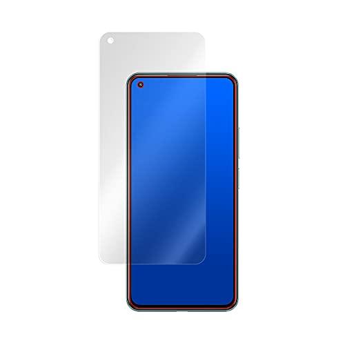ミヤビックス 目に優しい ブルーライトカット 液晶保護フィルム PET製フィルム ガラス並みの強度 9H素材採用 光沢タイプ Xiaomi Mi 11 Lite 5G 用 日本製 OverLay 9H Eye Protector O9HEMI11LITE5