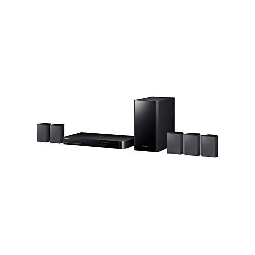 Samsung HT-J4500 5.1 3D Blu-ray Heimkinosystem (500W, Bluetooth, FM Tuner) Noir