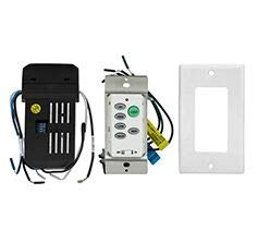 Lightingindoors Wall Mount Remote Control Kit with Reverse Function