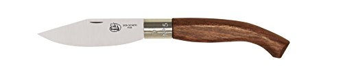 IMEX EL ZORRO 51203-I Navaja Punta, marrón, 4 cm