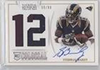 Stedman Bailey #55/99 (Football Card) 2013 Panini National Treasures - Rookie Colossal Materials - Jersey Number Signatures [Autographed] #33