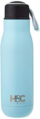 WECOOK 62500 Botella Térmica Hot & Cold, Acero Inoxidable, Turquesa