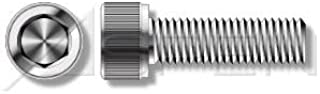 (700 pcs) Metric DIN 912 M3X8 Socket Head Cap Screw Stainless Steel A2