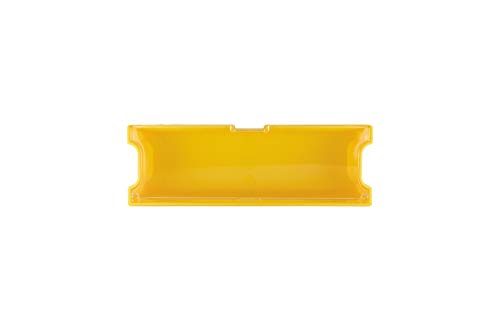 Plano Edge Terminal Large Hook Retainer   Designed to complement Edge 3600 & 3700 Tackle Boxes for Customized Storage, Yellow