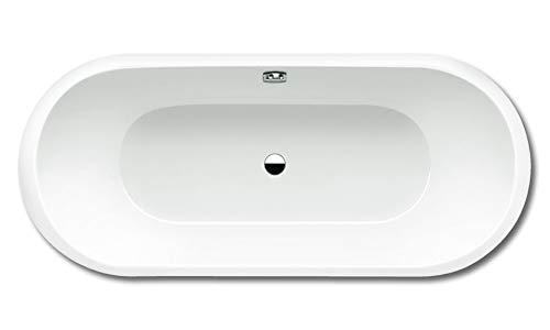 Kaldewei Badewanne Classic Duo Oval Modell 113 170 x 75 x 42 cm alpinweiß