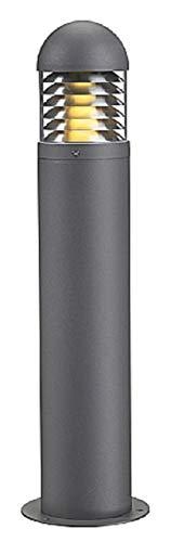 Markslöjd Pollerleuchte, Metall, E27, grau, 0 x 0 x 60 cm