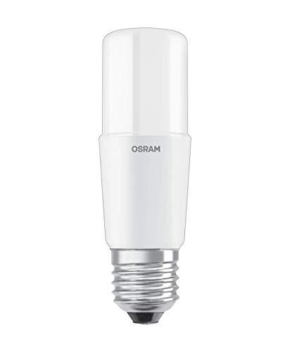 Osram LED Star Classic Stick Lampe, mit E27 Sockel, nicht dimmbar, 8 W , Warmweiß - 2700 Kelvin, 1er Pack