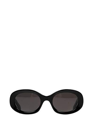 Luxury Fashion | Céline Dames 4S132CPLB38NO Zwart Acetaat Zonnebrillen | Seizoen Permanent