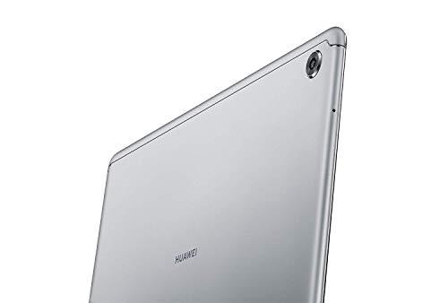 "HUAWEI MediaPad M5 Lite 10 - Tablet de 10.1"" Full HD (LTE, RAM de 3 GB, ROM de 32 GB, Android 8.0, EMUI 8.0) Color Gris 10"