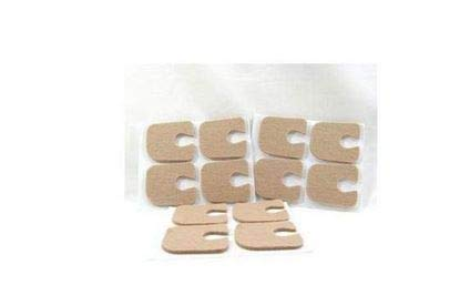 18159 Pedi-pads 1/8 Felt #105 100/Pack Part# 18159 by Aetna Felt Corporation Qty of 1 Pack