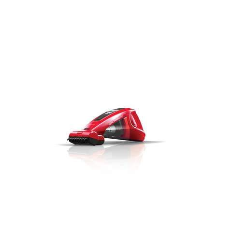 Dirt Devil Total Power Pet Hand Held Cordless Vacuum Cleaner, Bagless, Lightweight Hand Vac, 15.6V Battery Operated, BD10167, Red