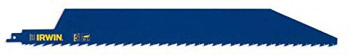 IRWIN 10507847 - Hoja MRB 300 x 50 mm 2.5 TPI, para materiales de construcción