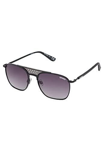Superdry SDR Perf Sun Gafas, Black, One Size para Hombre