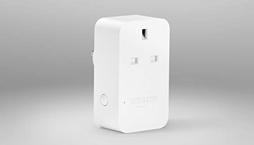 Amazon Smart Plug, works with Alexa, Certified for Humans dev