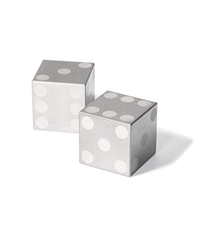 Tungsten Dice - 16mm Each | Pack of 2