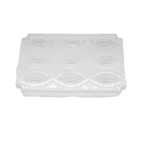 9 Grid Extra-large Keba Meat Cooking Device, DIY Meatball Maker, Meatloaf Mold, Cake Dessert Mold