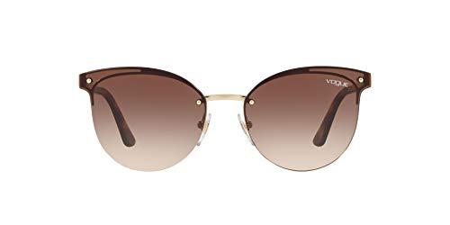 Vogue 0VO4089S Gafas de sol, Pale Gold, 60 para Mujer