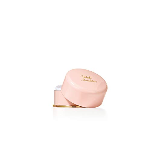 White Shoulders BATH POWDER Perfume For Women, Evening Wear Flowery Fragrance, 2.6 oz
