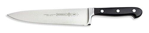 Mundial 5100 Series 8-Inch Chef's Knife, Black