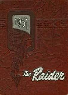 (Custom Reprint) Yearbook: 1951 Technical High School - Red Raider Yearbook (Scranton, PA)