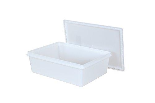 Fish TubsFood Storage Bins 25lb 115 x 155 x 5 Pack of 10 Deep Combos