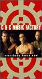 C+C Music Factory: Everybody Dance Now videos VHS