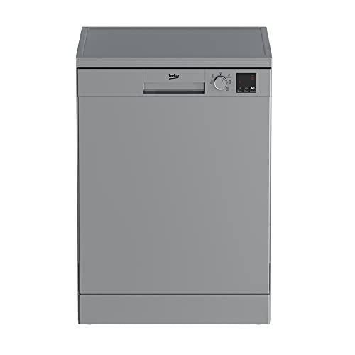Beko DVN05320S lavastoviglie Libera installazione 13 coperti E (A++) SILVER