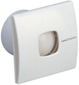 CATA SILENTIS 10 T Blanco - Ventilador (Blanco, Techo, Pared, De plástico, 37 dB, 2500 RPM, 98 m³/h)