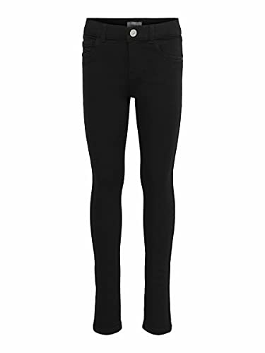 ONLY Girl Skinny Fit Jeans KONRain Reg 152Black