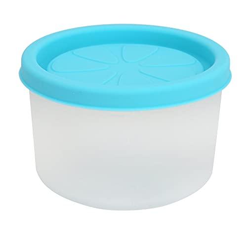Recipientes De Comida Para Bebés, Caja De Almacenamiento De Comida Para Bebés Fácil De Limpiar Caja De Almacenamiento De Alimentos De Silicona De Primera Calidad Sin Olor Para El Hogar(120 ml)