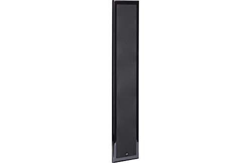 MartinLogan Motion SLM-XL On-Wall Off-Wall Low Profile Thin LCR Speaker (Black)