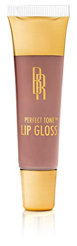 Black Radiance Perfect Tone Lip Gloss, Cashmere, 0.4 Ounce