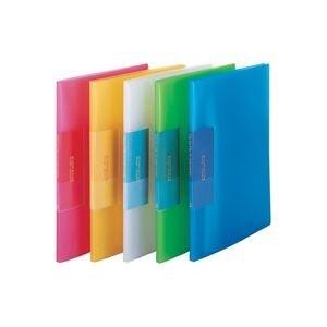 (業務用20セット) ビュートン 薄型クリアファイル/ポケットファイル 【A4】 10ポケット FCB-A4-10C 透明 ds-1471663