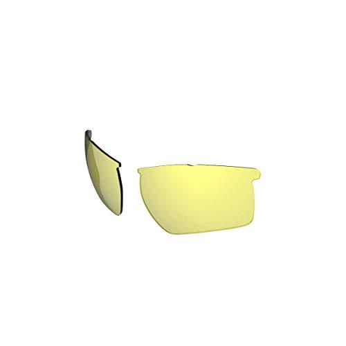 SWANS(スワンズ) 日本製 サングラス スペアレンズ ライオンシン用 交換レンズ L-LI_SIN-1601_SM/Y 1601 イエローミラー×スモーク
