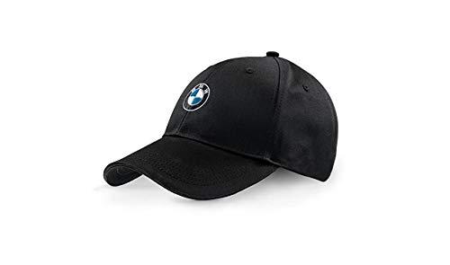 Cappellino con logo originale BMW–Collezione 2016/2018–Blu acciaio