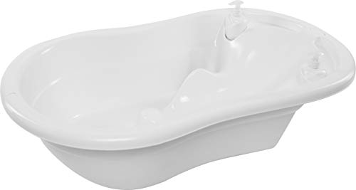InfaSecure Plus Ulti Deluxe B6 Bath, White
